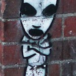 alien in berlin