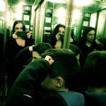 Selfies go for an elevators life !