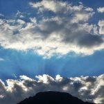 Gods cloud window